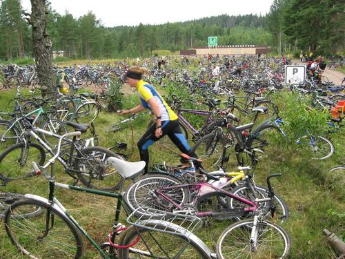 Вело-парковка
