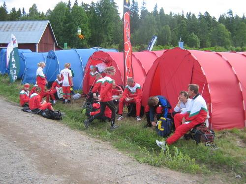 Клубные палатки