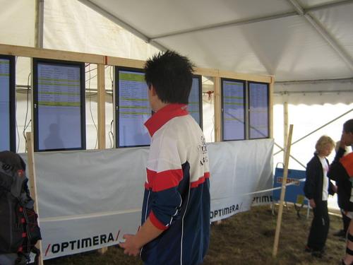 Палатка с дисплеями