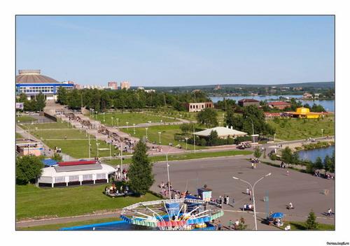 парк Бондина