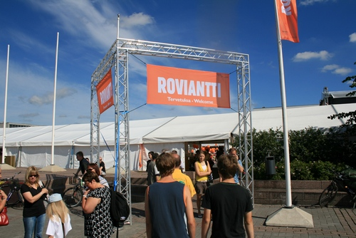 Вход на Rovianti