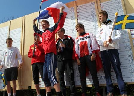 Pavel Kubat - победитель на длинной дистанции
